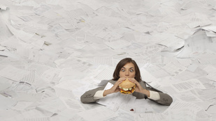 Az evés nem jó megoldás a stresszre, tudunk jobbat!