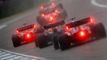 Rekordszámú futam a 2020-as F1-versenynaptárban