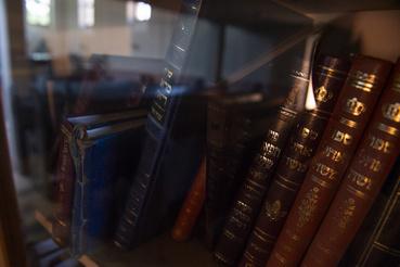 Imakönyvek az ortodox zsinagógában