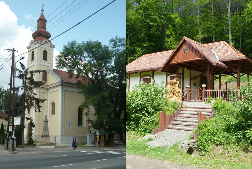 A Naszály-hegy lábánál található Szendehely. A bájos faluhoz tartozó Katalinpuszta és a Gyadai-rét kedvelt kirándulóhelyek, itt vezet végig a gyermekek számára is izgalmas Gyadai tanösvény.