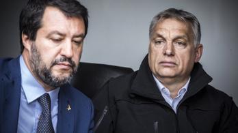 Orbán harcostársának nevezte Matteo Salvinit