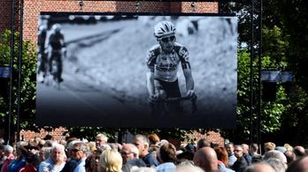 Egy fényvisszaverő miatt halt meg a kerékpárversenyző