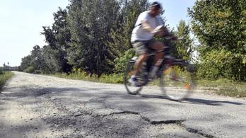 Végre elkezdik építeni a Szentendre-Budapest kerékpárutat
