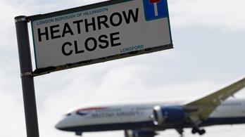 Klímaaktivisták drónokkal bénítanák meg a Heathrow repülőteret