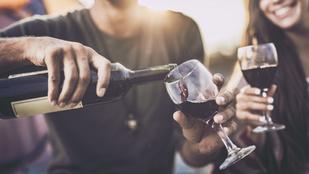 Hoppá, a vörösbor tényleg egészséges!