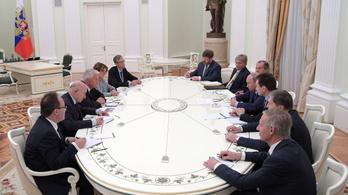Moszkva 50 millió eurós elmaradt tagdíjat fizet az Európa Tanácsnak
