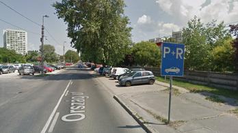Több száz új P+R parkolóhely lesz a békásmegyeri HÉV-állomásnál