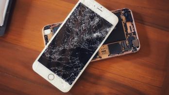 Az Apple végre belátta, hogy jobban jár, ha a kisebb szervizeknek is ad alkatrészeket