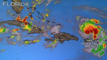 Különösen veszélyes hurrikán tart Florida partjai felé