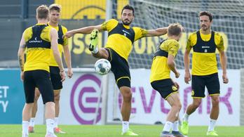 Dortmund-Barca és PSG-Real mindjárt az első BL-napon