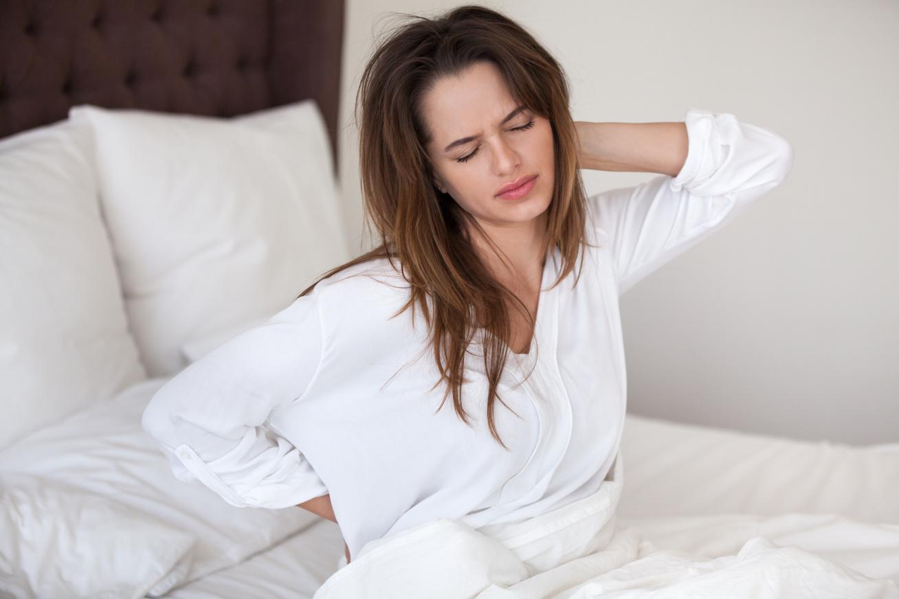 izomfájdalom reggelente