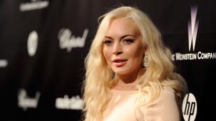 Lindsay Lohan megint megpróbálkozik a popzenével, a Xanaxról énekel