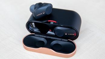 Remekül szól a Sony bluetooth füldugasza