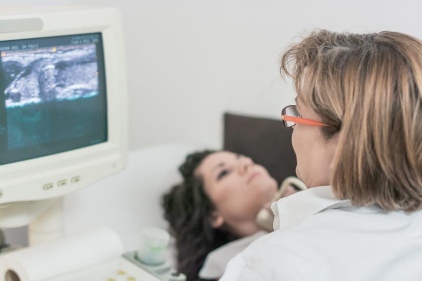 pajzsmirigy ultrahangvizsgálat