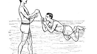 Mikor és miért tanultak meg úszni az európaiak?