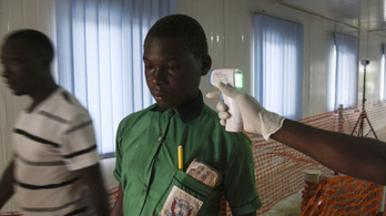 Kilencéves kislány halt meg ebolában