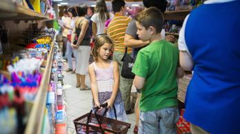 Tumultus várható az áruházakban a hétvégén