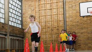 Mitől lesz a gyereknek öröm a mozgás?