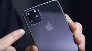 Szeptember 10-én jön az iPhone 11