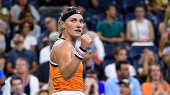 Babosék nyolcaddöntősök párosban a US Openen