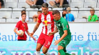 6 forduló alatt már 27 gólos a Salzburg, Szoboszlai is betalált