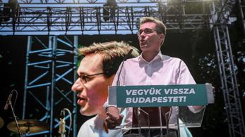 Karácsony: Ha jól számolom, 42 nap van még a Fidesz budapesti uralmából