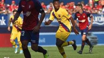 16 éves gyerek a Barca legfiatalabb gólszerzője