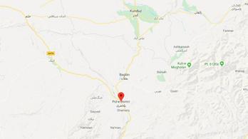 A tartományi kormányzat épületét ostromolják a tálibok
