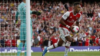 0-2-ről állt fel az Arsenal a Tottenham ellen