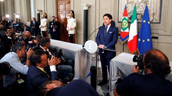Conte: Szerdára felállhat az új olasz kormány