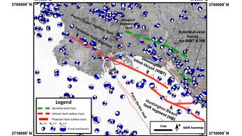 Nagyon is aktív lehet a Los Angeles alatti törésvonal