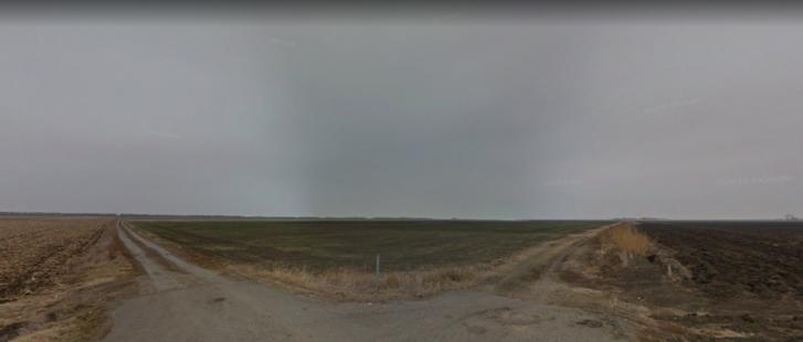 Ennyi látszik Csomorkány mezővárosból a Street View-n