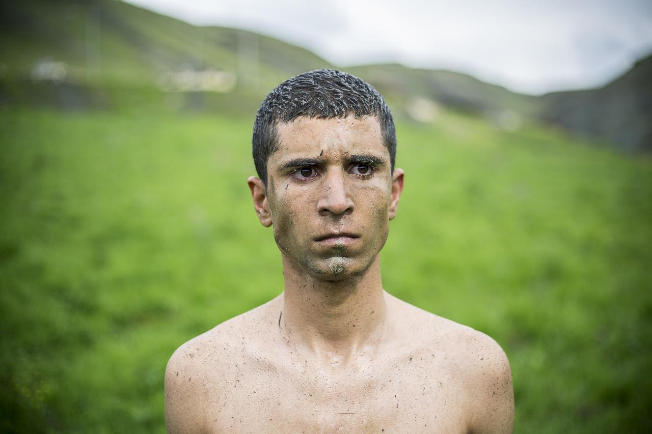"""A""""pesmerga"""" kurd nyelven annyit tesz, """"Akik szembe néznek a halállal""""."""