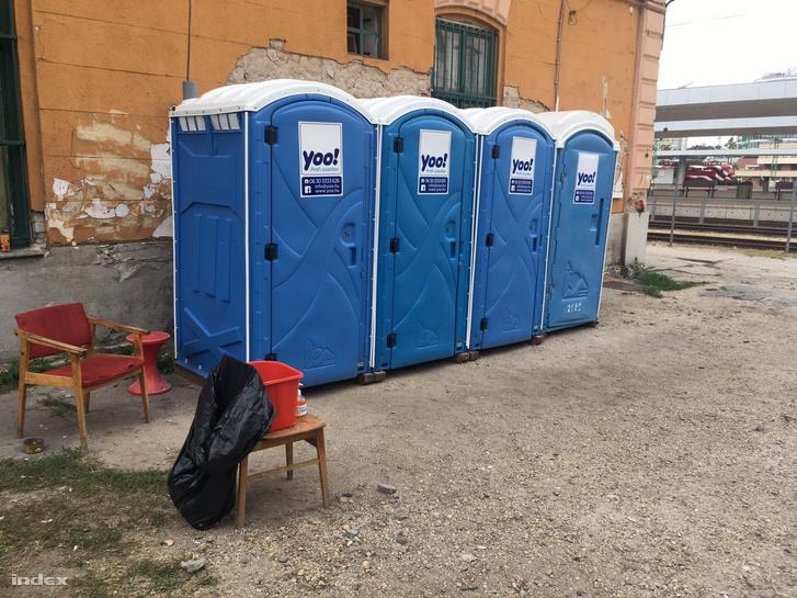 Kelenfold WC