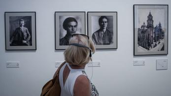 Frida Kahlo apja nem volt magyar, de ettől még a fotói izgalmasak