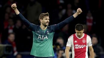 A Napoliban folytatja a Tottenham BL-hőse