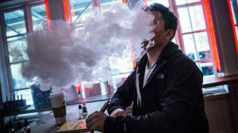 Rejtélyes e-cigaretta-járvány van kialakulóban Amerikában