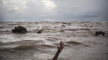 Ahol a víz az úr - ők lennének az első klímamenekültek?