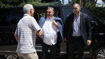 Orbán ismét irányt mutat Kötcsén