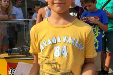 Ő volt az a kis srác, aki minden autóját alaposan felkészítette az összes lehetséges apokalipszisre: négy pisztoly- és puskatartónál kevesebb egyiken sem volt