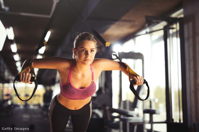 A felfüggesztéses edzésnek nagyon sok előnye van