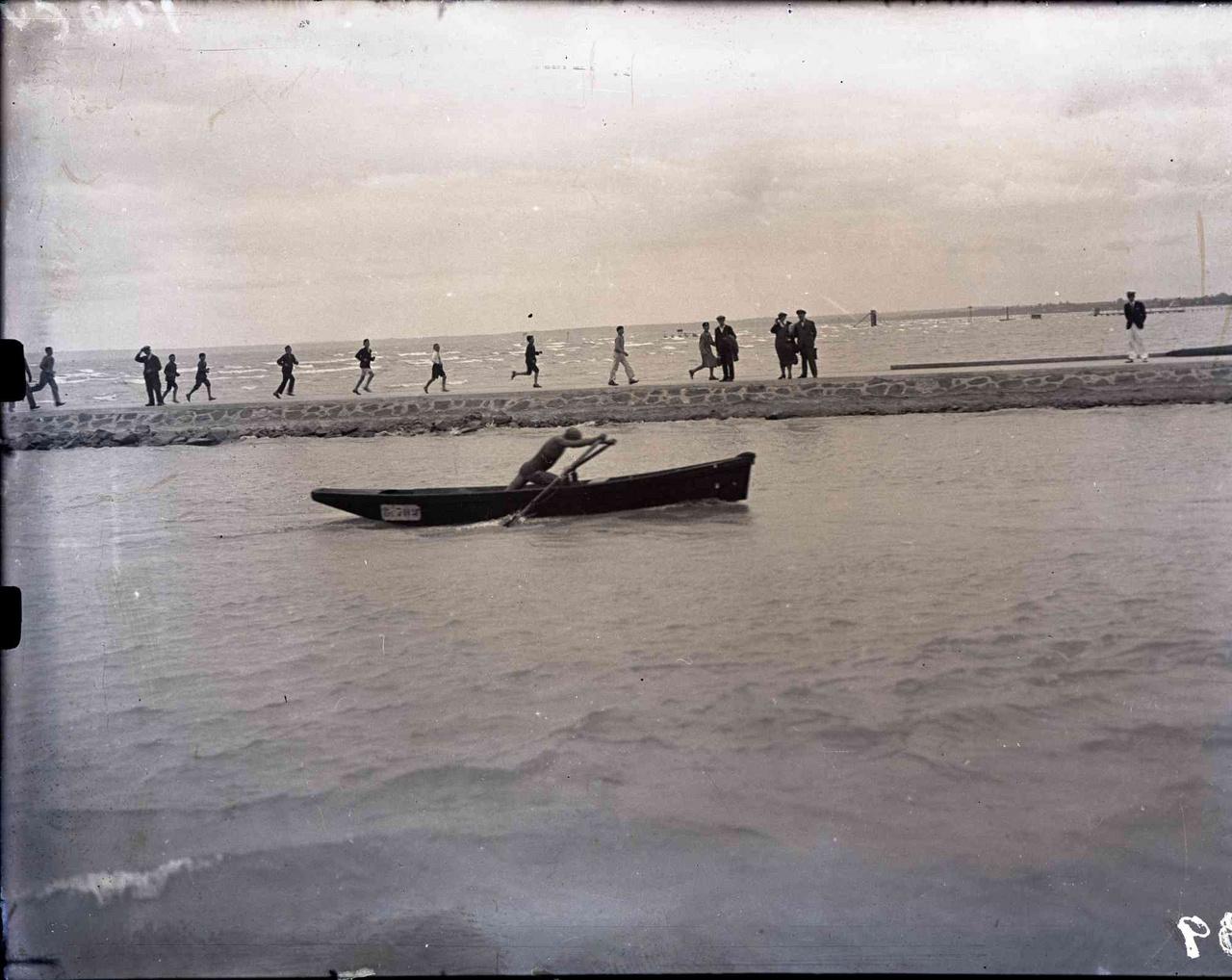 Halászok és hajósok evezős versenye