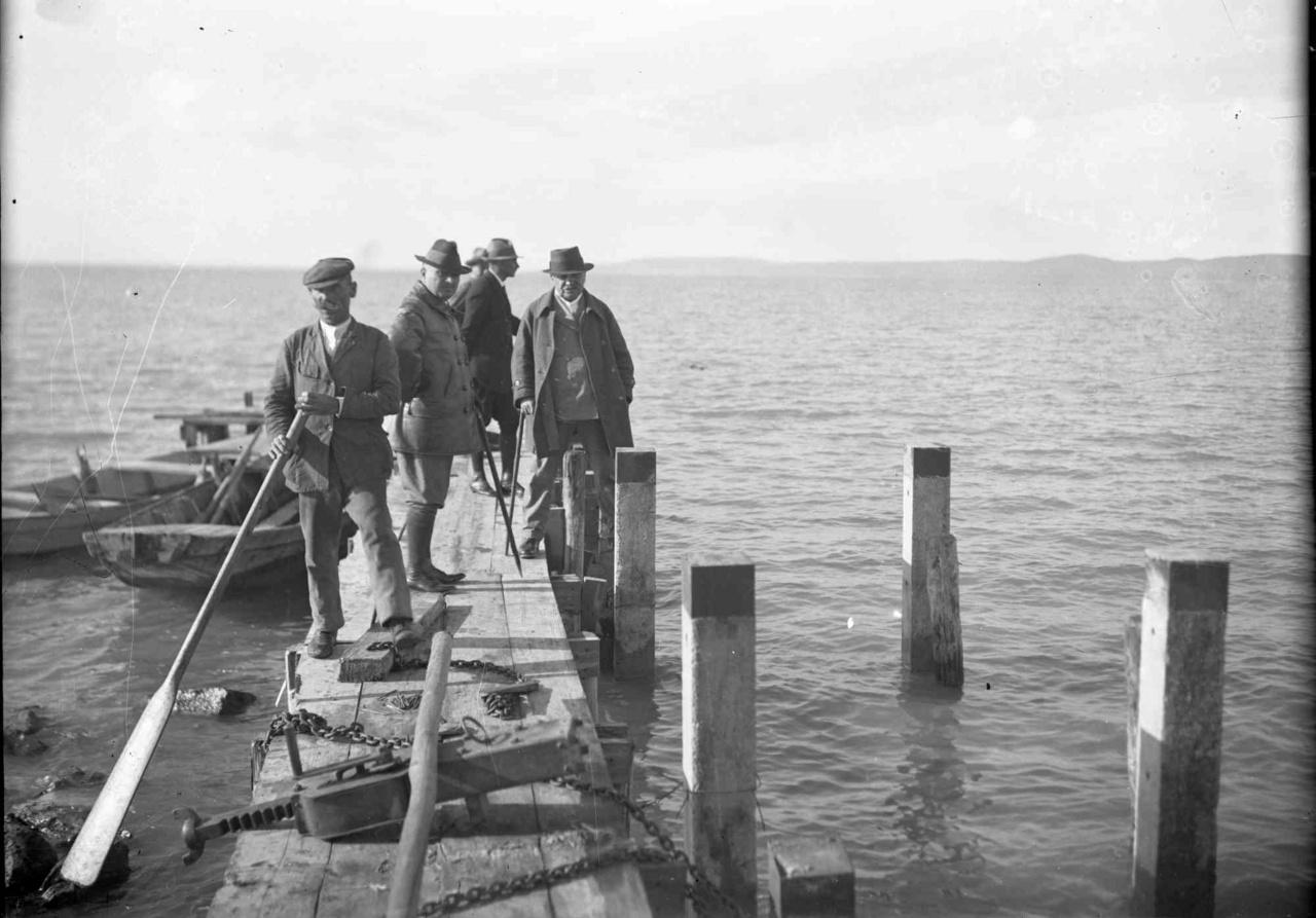 Kikötőépítés