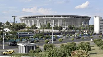 A futball éjszakáján az épülő Puskás Stadion is megnyitja kapuit