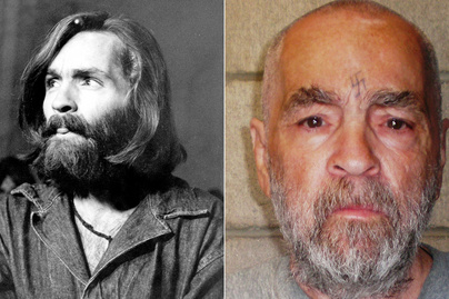 charles manson cover