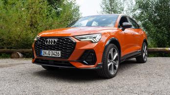 Bemutató: Audi Q3 Sportback - 2019.