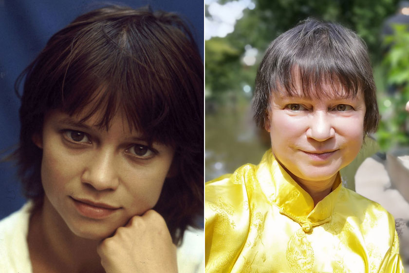 A Linda című sorozat főszereplőjeként és napjainkban.