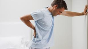 Ezért hülyeség egyből orvoshoz rohanni a hátfájással