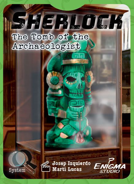 Sherlock: The Tomb of Archeologist