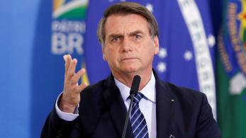 Az amazonasi krízis megtépázta Bolsonaro népszerűségét